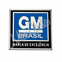 Emblema Opala Chevrolet Cinto Segurança C10 Friso Fivela Ss