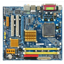 Placa Mãe 775 Ddr2 Gigabyte Ga-945gcmx-s2 4gb Core 2 Duo