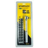 Jogo De Soquete Encaixe De 1/2 C/ 11 Pçs Stanley