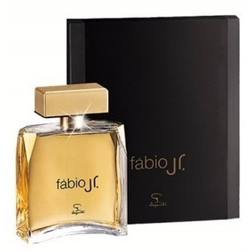 Perfume Colonia Masculino Fabio Junior Jequiti 100 Ml