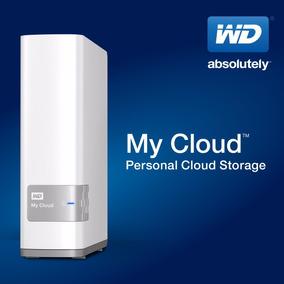 Western Digital My Cloud 8tb Capacidad En La Nube Wd