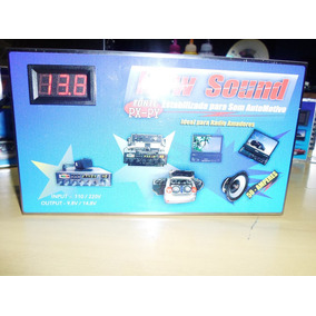 Fonte Automotiva Chaveada 13,8 V 50 Amperes 110/220v