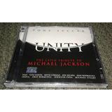Tony Succar Unity The Latin Tribute To Michael Jackson Cd+dv