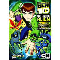 Ben10 Ultimat Alien Patch Play2
