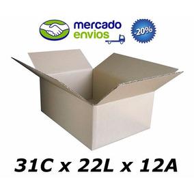 75 Caixas De Papelão 31 X 22 X 12 Tipo 3 Correio Pac Sedex