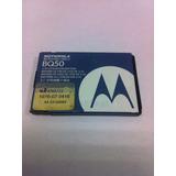 Bateria Motorola Bq50 Ex128 Ex119 Ex225 (original)