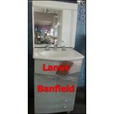 Combo Baño + Vanitory + Botiquin + Grifería Lanús - Banfield