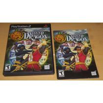 Legend Of Dragon Ps2 Original Americano Black Label Completo