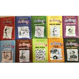 Libros Diario De Greg, Paquete De 12 Libros-envio Gratis Dhl