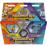 Pokemon Trainer Kit Pikachu Libre And Suicune (en Ingles)