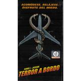 Terror A Bordo Samuel L.jackson Terror Videocassette Vhs