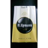 Atado De Cigarrillos Negros Cubanos H.upmann X 20 Con Filtro