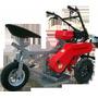 Roçadeira Cortador Grama Para Motocultivador Tratorito Branc