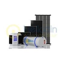 Sistema Aquecimento Solar 1000 Litros - 1 Boiler E 5 Placas