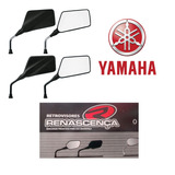 Retrovisor Renascença Modelo Original Yamaha Rdz 125/135