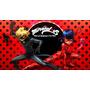 Combinado Ladybug Kit Topo De Bolo+ Faixa Lateral