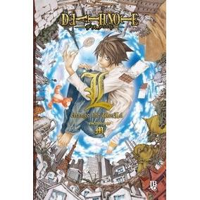 Death Note - L Change The World - Produto Novo E Lacrado!!