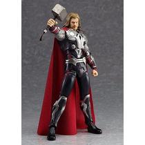 Boneco Thor Avengers Articulado Figma 216 Vingadores