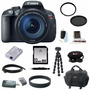 Camara Canoneos Rebel T5i With Ef-s 18 135mm Is Stm Lens Kit
