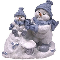 Decoración Grupo Encore Snow Buddies Secreto No Melt Muñeco