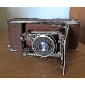 Antigua Cámara De Fotos, Zeiss Ikon. 20x9cm. Decoración