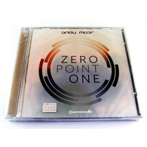 Andy Moor / Zero Point One Cd Raro Nuevo Sellado 2012
