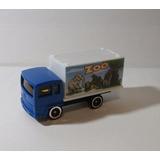 Camion Zoo Coleccion 7cm Escala 1/64 H59 H601