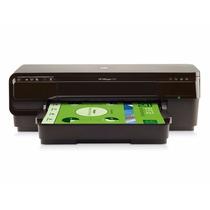 Impressora Jato De Tinta Color Hp Cr768a#ac4 Oj 7110 A3 Wifi