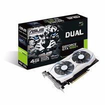 T. Video Asus Dual Nvidia Gtx1050 Ti 4gb Gddr5