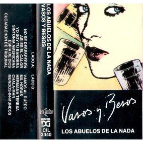 Los Abuelos De La Nada - Vasos Y Besos - Casette