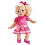 Muñeca Little Mommy Fisher Price Original De Mattel