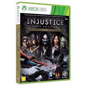 Jogo Injustice - Gods Amoung Us Ultimate Edition - Xbox 360