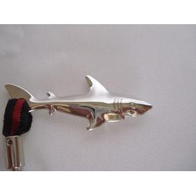 Chaveiro Tubarão Shark Esportivo Inox