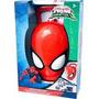 Spiderman Estuche Placa De Poderes Visor De Imagenes