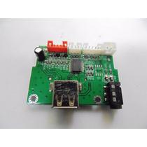 Placa Usb/sd Card Caixa Amplificada Lenoxx Ca-311
