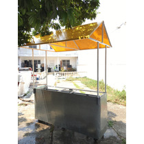 Puesto Para Hamburguesas, Hotdogs, Tacos. Urge Vender