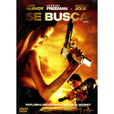 Dvd Se Busca ( Wanted ) 2008 - Timur Bakmambetov / Angelina