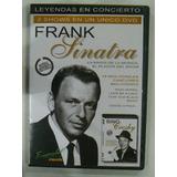 Dvd Frank Sinatra 2 Shows En Un Solo Dvd En La Plata