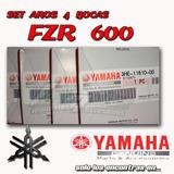 Set 4 Bocas Aros Yamaha Fzr 600 Original En Std Fas Motos