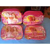 Bandolero Tipo Cartera Motivo Barbie Para Niñas