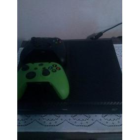 Xbox One 500 Gb 2 Controles E 3 Jogos Na Caixa