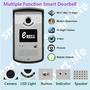 Ebell Atz-db003p Inalámbrica Wi-fi Smart Ip Timbre Casa