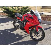 Moto Honda Cbr650 2015 Semi Nueva