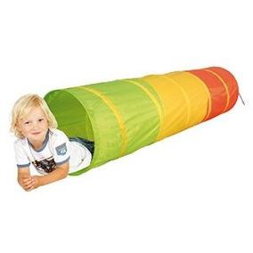 6 Pies Fluorescente De Color Jugar Túnel Niños Exploración P