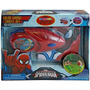 Pistola De Agua De Spiderman Marvel Con Inflable X02