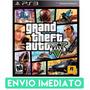 Gta 5 V Ps3 Grand Theft Auto Cod Psn Imediato