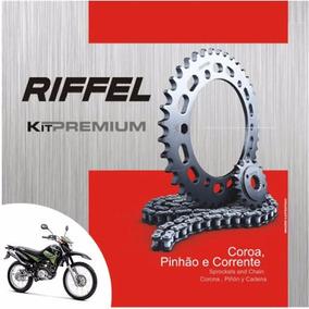 Kit Relaçao Da Xtz 125 Todas 48z 14z 428h 122l Riffel
