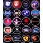 Proyector Luz De Cortesía, Logo Puerta Auto, 62 Diferentes