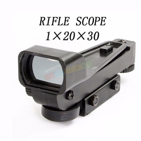 Mira Red Dot Holográfica Para Paintball Airsoft Trilho 11mm