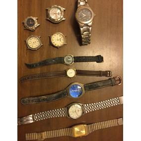 Lote F - Relógios Para Restauro/peças! Confira!